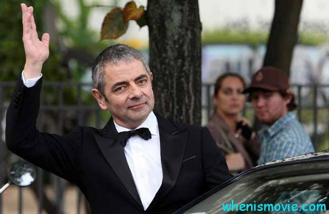 Rowan Atkinson in Johnny English 3