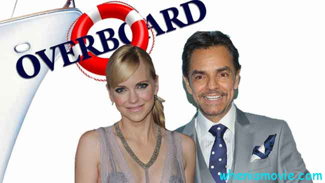 Anna Faris and Eugenio Derbez in overboard