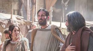 Jim Caviezel in Paul, Apostle of Christ
