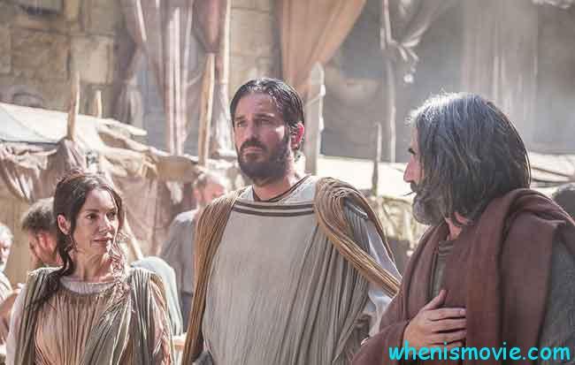 Jim Caviezel in Paul, Apostle of Christ