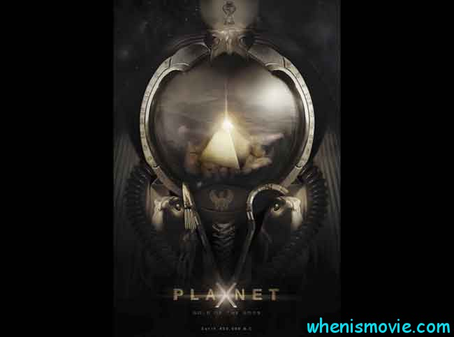 Planet X: Gold of the Gods