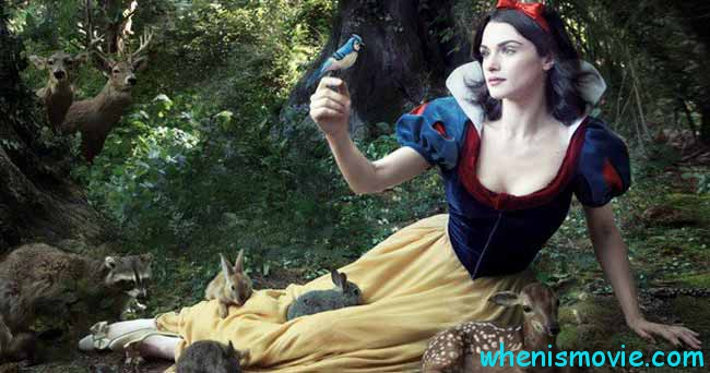 Snow White Live-Action Movie