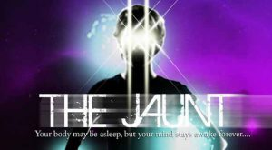 Stephen King's The Jaunt poster