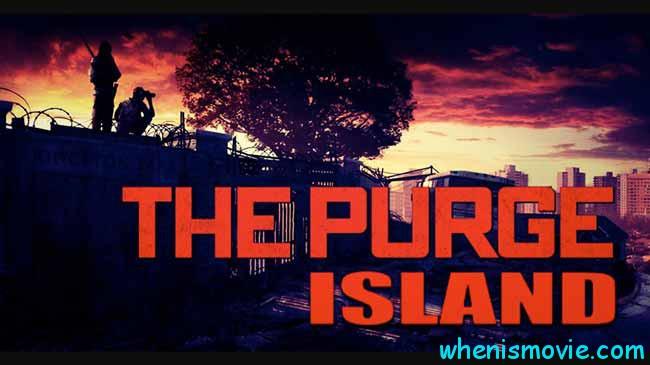 The Purge: The Island promo