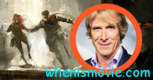 Michael Bay Directing Sci-Fi Adaptation Time Salvager