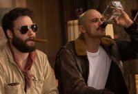James Franco and Seth Rogen in Zeroville