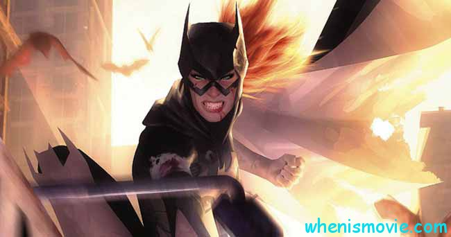 Batgirl promo