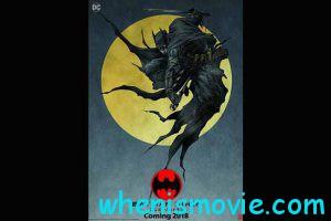 Batman Ninja promo