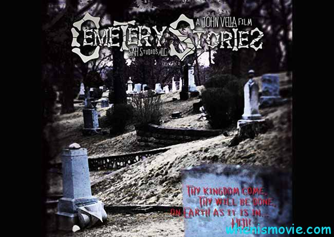 Cemetery Stories poster