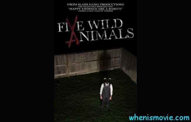 Five Wild Animals