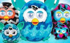 Furby movie promo