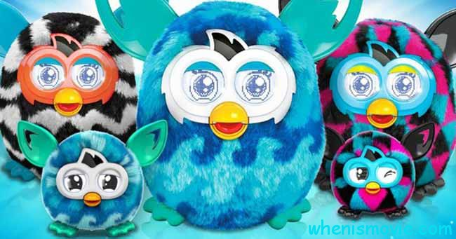 Furby movie promo