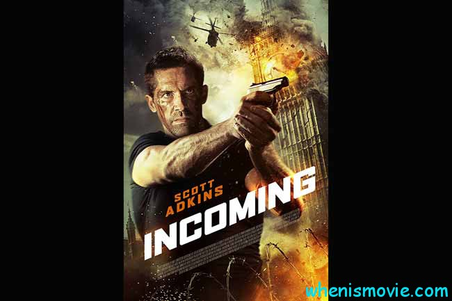 Scott Adkins in Incoming