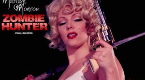 Marilyn: Zombie Hunter promo