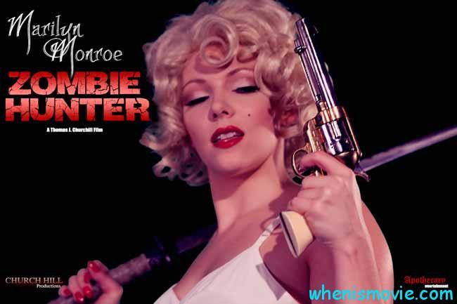 Marilyn: Zombie Hunter promo