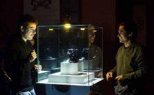 Gael García Bernal and Leonardo Ortizgris in Museo