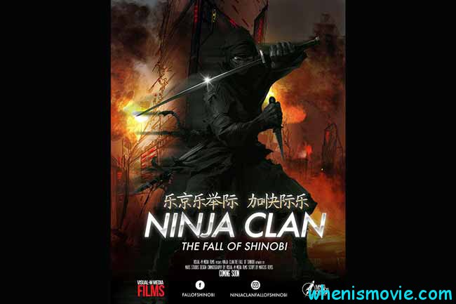 Ninja Clan: The Fall of Shinobi promo