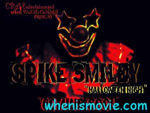 Spike Smiley: Halloween Night poster