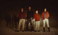 Melissa Mars as Dr Corsini in Texas Zombie Wars w/ Danielle Wheeler, Jim Erwin, Tea McKay