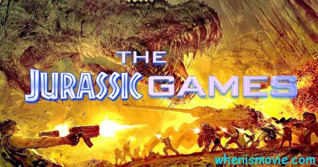 The Jurassic Games promo