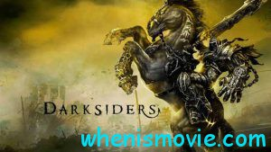 Darksiders: a still from video game