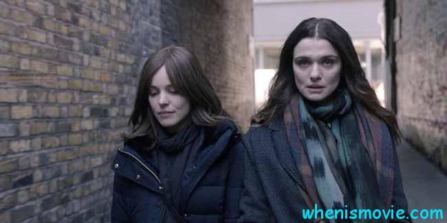 Rachel Weisz and Rachel McAdams in Disobedience