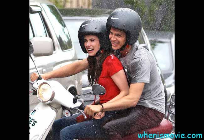 Hayden Christensen and Emma Roberts in Little Italy