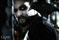 Jason Momoa in The Crow Reborn