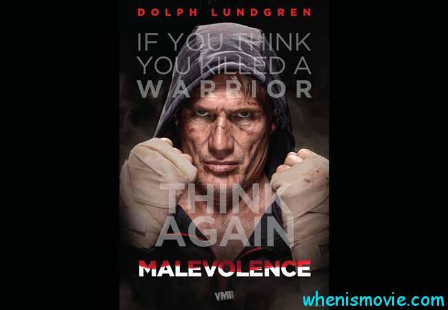 Dolph Lundgren in Malevolence