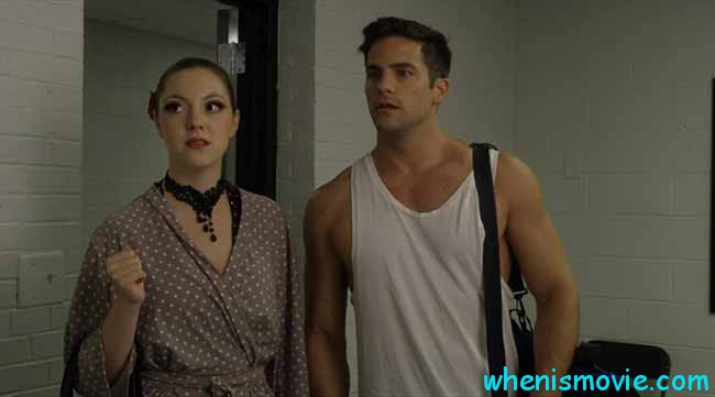 Brant Daugherty and Lexi Giovagnoli in Save This Dance (2018)