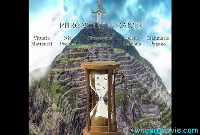Purgatory by Dante poster