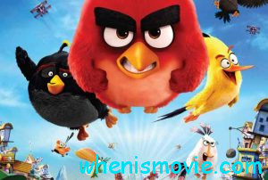 The Angry Birds Movie 2 promo