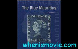 The Blue Mauritius promo