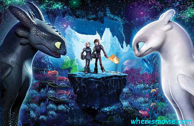 How to Train Your Dragon: The Hidden World promo