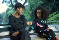 Issa Rae and Marsai Martin in Little
