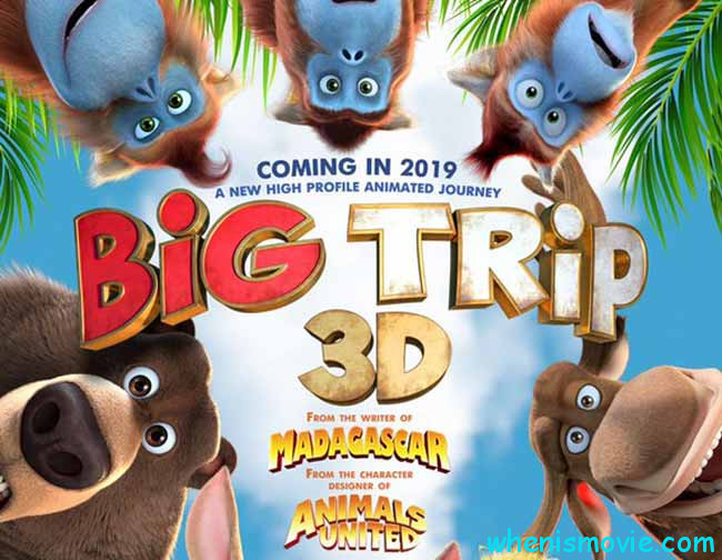 The Big Trip animals