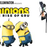 Minions: The Rise of Gru Movie (2020)